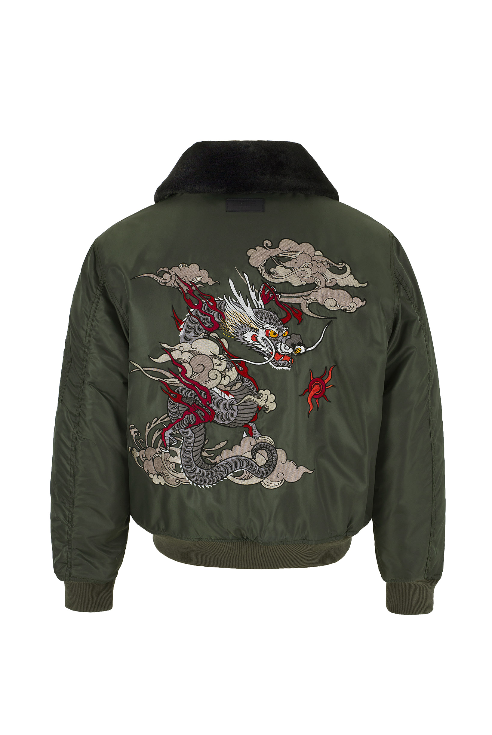 MIR EMBROIDERED MA-1